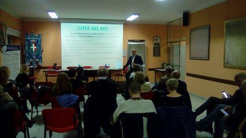 il Coordinatore Regionale Alfredo Cimarella